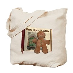 The Gingerbread Man Tote Bag