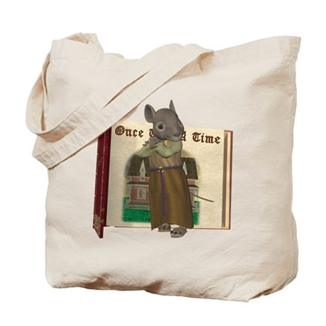 Furry Friends Mouse Tote Bag
