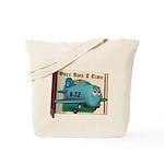 Emotiplane Tote Bag