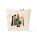 Santa's Elf Tote Bag