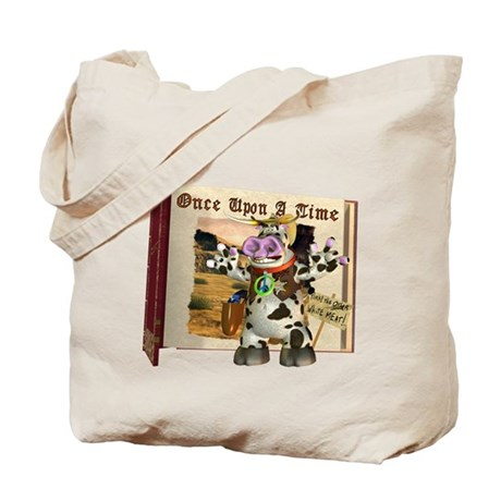 Billy Bull Tote Bag