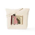 The Big Bad Wolf Tote Bag