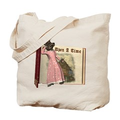 The Big Bad Wolf Tote Bag