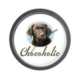 Chocoholic Wall Clock