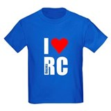 I love RC racing T