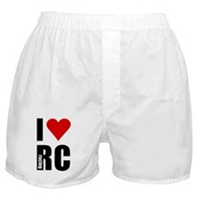 I love RC racing Boxer Shorts