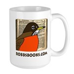 RobbsBooks.com Large Mug