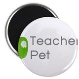 Teacher's Pet Magnet