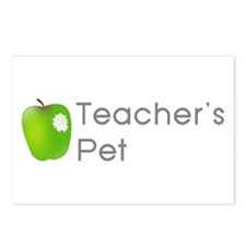 Teacher's Pet Postcards (Package of 8)