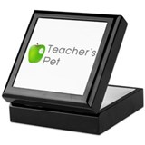 Teacher's Pet Keepsake Box
