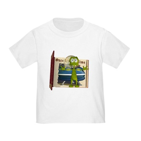 Al Alien Toddler T-Shirt