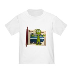 Al Alien Toddler T-Shirt