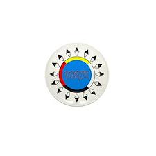 Yurok Mini Button