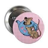 "Tea Party 2.25"" Button"