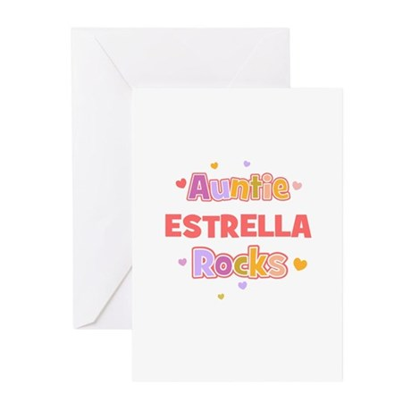 Estrella Greeting Cards (Pk of 10)