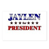 JAYLEN for president Postcards (Package of 8)