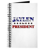 JAYLEN for president Journal