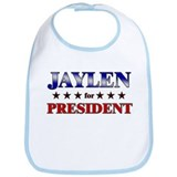 JAYLEN for president Bib
