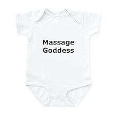 Massage Goddess Infant Bodysuit