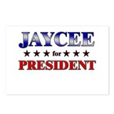 JAYCEE for president Postcards (Package of 8)