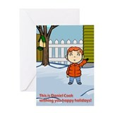 Happy Holidays from Daniel Cook! (a)
