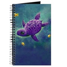 Cute Sea turtle Journal
