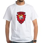Wichita Police Motors White T-Shirt