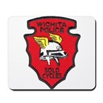 Wichita Police Motors Mousepad