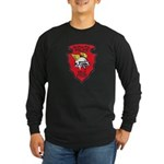 Wichita Police Motors Long Sleeve Dark T-Shirt
