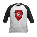 Wichita Police Motors Kids Baseball Jersey