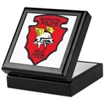 Wichita Police Motors Keepsake Box