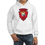 Wichita Police Motors Hooded Sweatshirt