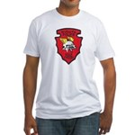 Wichita Police Motors Fitted T-Shirt