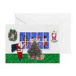 Masonic Christmas GreetingCards (Pk of 20)