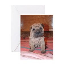 cutepei Greeting Card