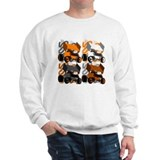 Marilyn Sprints Boyish Sweater