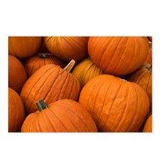 Pumpkin Patch Postcards (Package of 8)