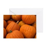Pumpkin Patch Greeting Card