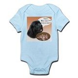 Newfie(blk) Turkey Infant Bodysuit