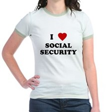 I Love Social Security T