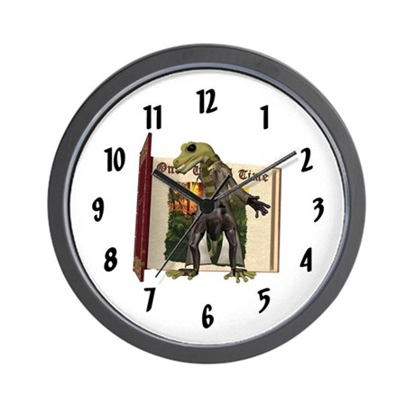 Sal A. Manda Wall Clock