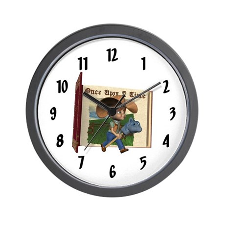 Cowboy Kevin Wall Clock