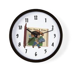 Cowboy Kevin Wall Clock