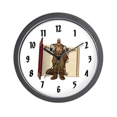 Fairytale Giant Wall Clock
