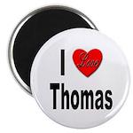 I Love Thomas Magnet