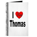 I Love Thomas Journal