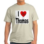 I Love Thomas Light T-Shirt