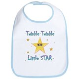 Twinkle Twinkle Little Star, Bib