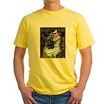 Ophelias Cocker Yellow T-Shirt