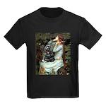 Ophelias Cocker Kids Dark T-Shirt